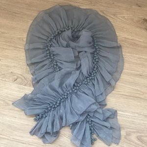 Alberto Vincelli 100% silk scarf